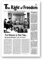 The Right of Freedom, 4/1998