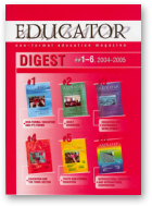 Educator, Digest 2004-2005