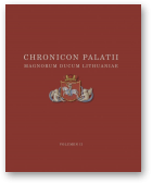 Chronicon Palatii, Volumen II