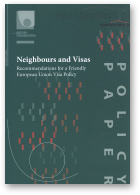 Boratyński Jakub, Szymborska Anita, Neighbours and Visas
